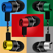 Beautyss Earphone 3.5mm In-Ear Stereo Earbuds Universal Wired Earphone With Mic mini Earbuds Earphones For Cell Phone