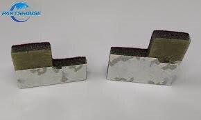 10 kits de joints de tambour arrière et avant, pour Ricoh Aficio A294-3572 AA15-2431 1015 1060 1075 1085 1105 2051 MP 2075 7500 8000 8001 9001