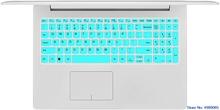 Dla Lenovo IdeaPad 320 330 330s 340 s 520 720s 130 S145 L340 S340 520 15 6 cal 320 330 17 3 cal laptopa klawiatura skóry pokrywa tanie tanio SNSXYHM Klawiatury laptopa Zdjęcie Silikon Ultra-thin Pyłoszczelna Wodoodporna