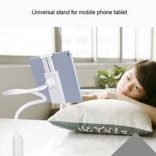 Uniwersalny 360 obrotowy leniwy uchwyt telefonu komórkowego elastyczne długie ramię uchwyt na telefon dla leniwych zacisk łóżko Tablet Car Selfie uchwyt mocujący tanie tanio centechia CN (pochodzenie) Z tworzywa sztucznego universal bracket for iPad pro 9 7 for ipad air 1 for ipad 2 for ipad mini