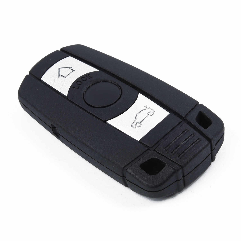 2019 Лидер продаж Автомобильный ключ 3 кнопки Корпус Shell для BMW 1 120 E60 E61 E70 E81 E87 3 320 E90 E91 E92 5X1X5X6 Z4 + LIR2025 Батарея