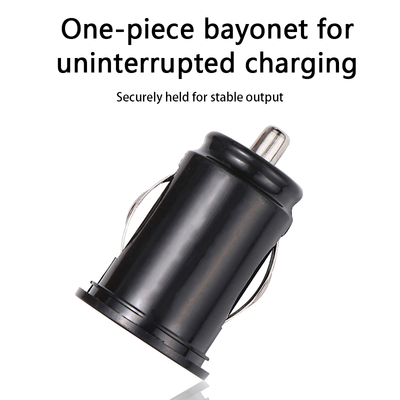 Mayitr 1pc 12V Dual <font><b>USB</b></font> <font><b>Car</b></font> <font><b>Charger</b></font> 2.1A Fast Charging Power <font><b>Adapter</b></font> For Iphone for Huawei <font><b>Mini</b></font> <font><b>USB</b></font> Auto Charging Accessories image