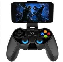 Ipega PG 9157 Bluetooth Gamepad kablosuz Joystick oyun klavyeler Android IPhone PC için TV kutusu Joypad Pubg oyun denetleyicisi el