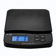 Миниатюрные Электронные цифровые весы для почтовых отправлений