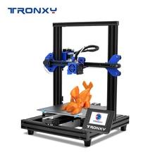 TRONXY طابعة ثلاثية الأبعاد XY 2 برو طابعة ثلاثية الأبعاد كبيرة الحجم I3 255*255 Hotbed الخامس فتحة استئناف انقطاع الطاقة الطباعة FDM الطباعة ثلاثية الأبعاد Drucker