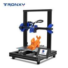 Tronxy 3DプリンタXY 2プロ3Dプリンタ大型I3 255*255温床vスロット再開電源障害印刷fdm印刷3D drucker