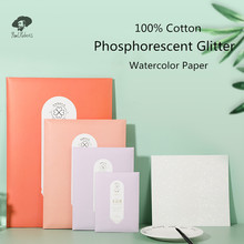 Watercolor-Paper Rubens Phosphorescent 100%Cotton 300g Paul for Painting Art-Supplies