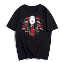 Unique Displate Wishlist Girl Hip Hop T-Shirt Men's Tshirt F