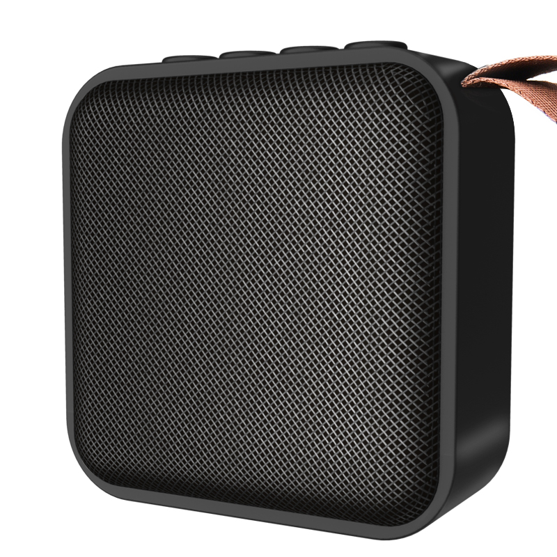 Portable Wireless Bluetooth Mini Speaker Stereo Portable Speakers Outdoor Subwoofer Column Loudspeaker Bluetooth 4.2 with SD FM