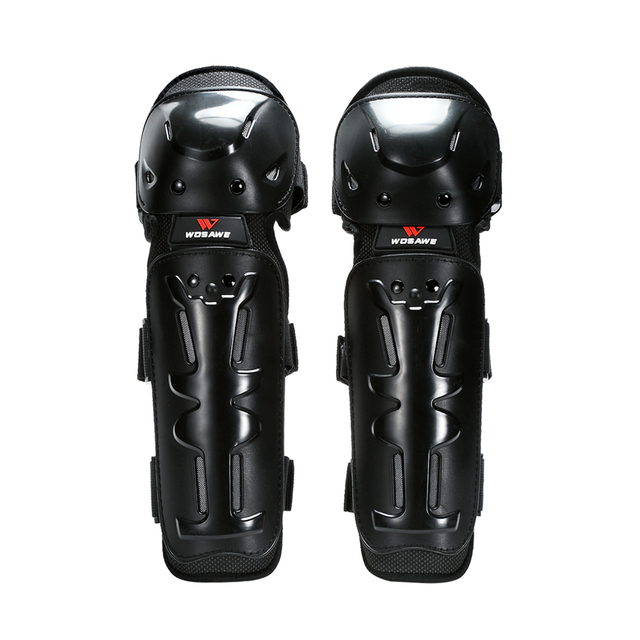 Racing Motocross Protector Motorcycle Hip /& Knee Pad Guards Protective Gear