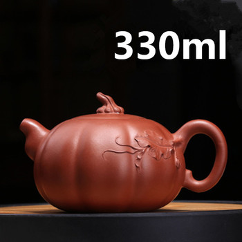 Tea pots Porcelain Chinese Ceramic Teapot Zisha Teapot Gongfu Tea Set 330ml New Arrived High Quality With Gift Box Safe Packagin