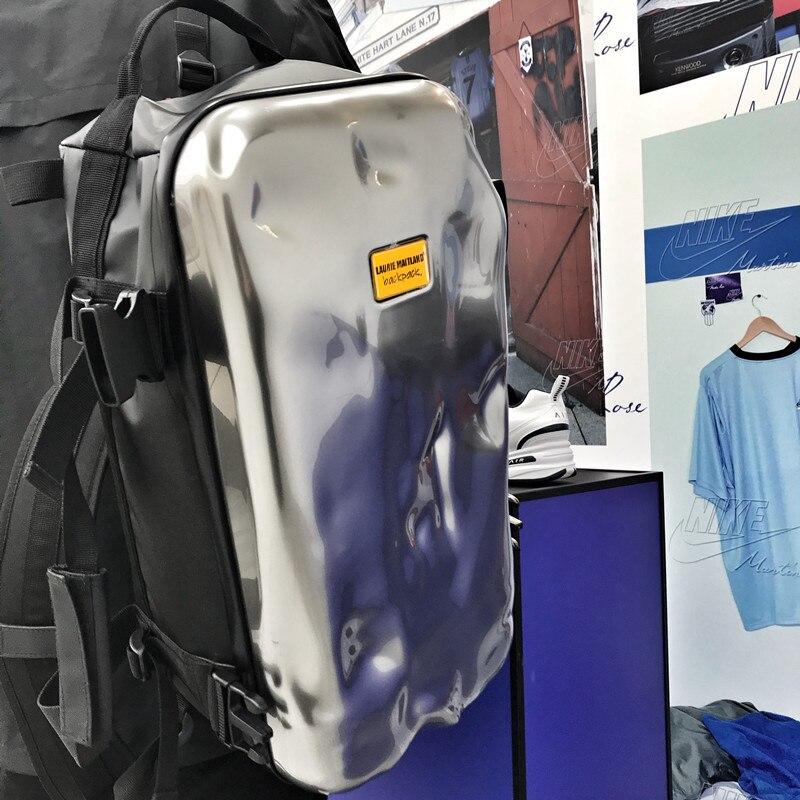 Mochila para hombre bolsa de daños por golpes de diseño de alta gama tendencia ins de corta distancia de viaje de entrenamiento deportivo de fitness mochila de viaje - 3