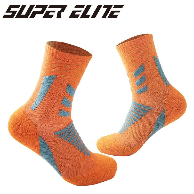 Спортивные носки Taobo Super Elite, толстые носки, мужские носки средней длины, хлопковые носки хорошего качества того же типа, что и Trusox