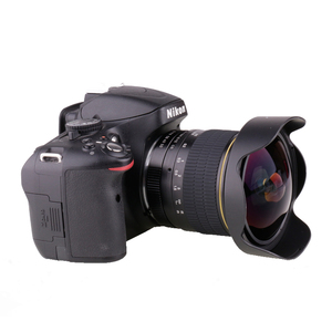 Image 2 - 8mm F/3.0 Ultra Wide Angle Fisheye Lens for Nikon DSLR Camera D3100 D3200 D5200 D5500 D7000 D7200 D800 D700 D90 D7100  free ship