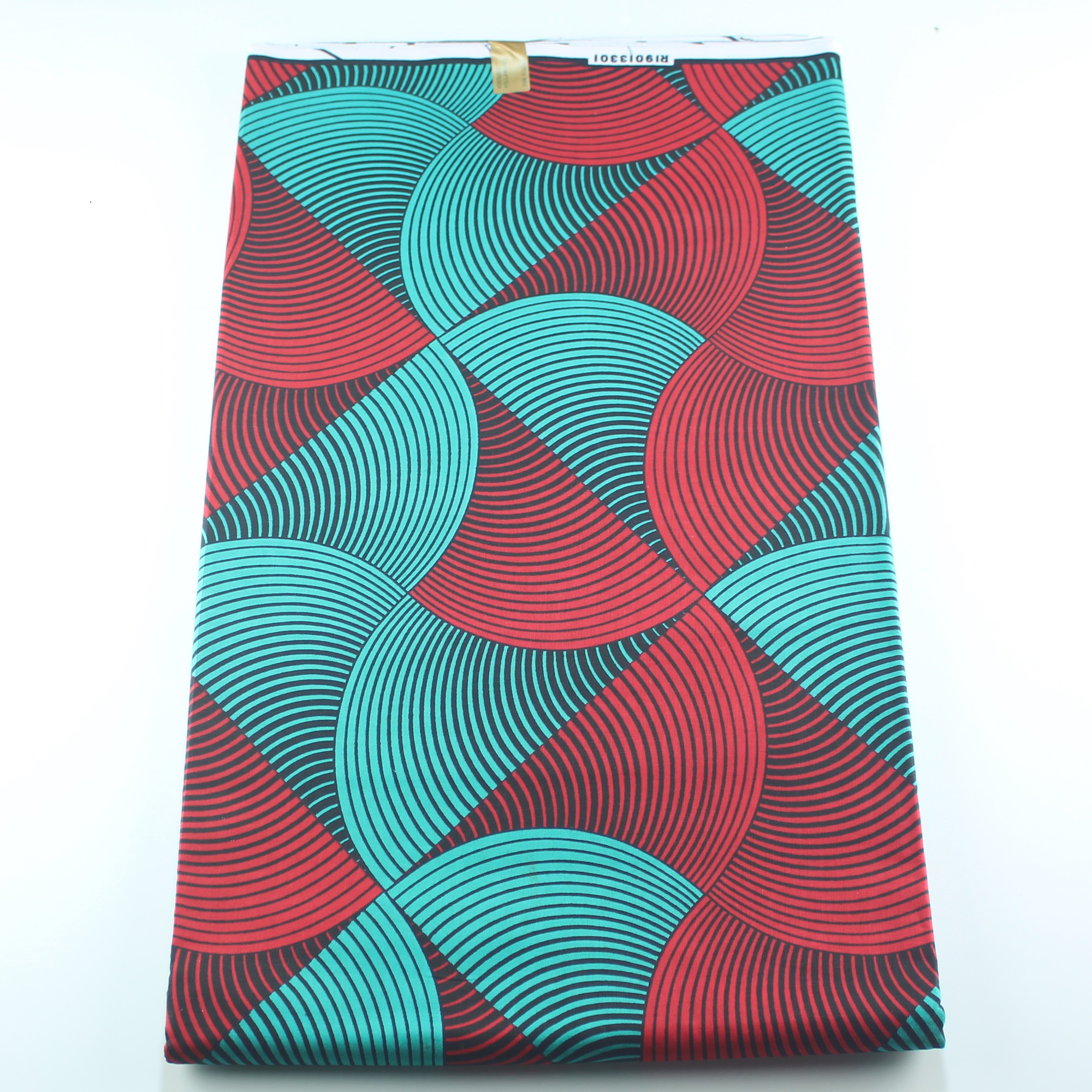 2019 Abstract Design Nigerian Fabrics African High Quality Cotton Pagne DIY Wax Fabric