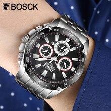 Luksusowy zegarek marki mężczyźni sport zegarki wodoodporny data kwarcowy-zegarek męski zegarek wojskowy zegar mężczyzna Relogio Masculino 2020