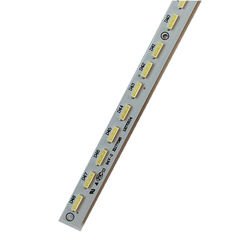 68 רצועת אלומיניום LED Backlight 68 מנורה עבור LG 23.5 24 אינץ