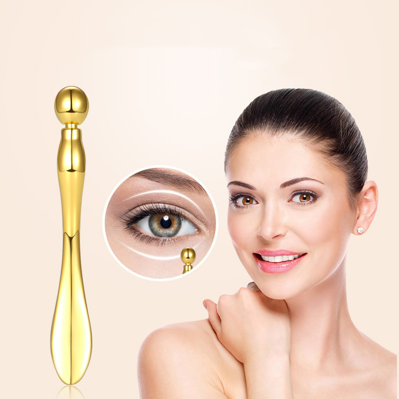 1Pcs Eye Massager Sleeping Eye Mask Spatula Face Lift Beauty Tools Dark Circles Eye Cream Massage Stick