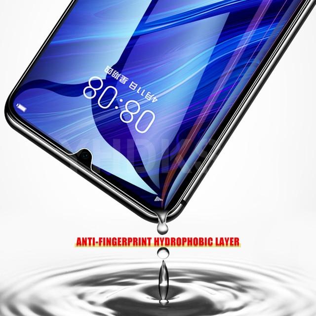 9H Tempered Glass For Huawei Y5P Y6P Y6S Y8S Y8P Y9S Y5 Lite Screen Protector Huawei Y5 Y6 Y9 Prime 2018 2019 Protective Glass 4