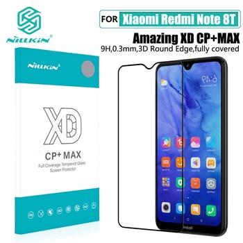 For Xiaomi Redmi Note 8 NOTE 8T Nillkin Tempered Glass H / H+Pro XD 3D CP +Pro Screen Protector For Xiaomi Redmi Note 8 Pro
