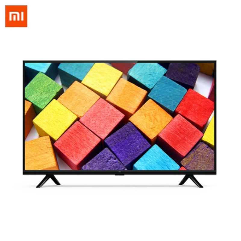 Xiaomi Mi TV HD Smart TV 4A ES Version HDR 32 Inch 1.5+8GB Voice Control 2.4G 5G WIFI bluetooth 4.2 Android 9.0 International image