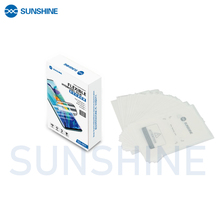 SUNSHINE SS-057 Flexible Hydrogel Film forSS-890C Cutting Machine Cutter Sheet Plotter Hydrogel Screen Protector for IPHONE IPAD