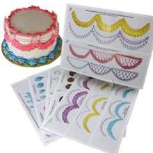 23 шт/компл кондитерские изделия для глазировки торта сделай
