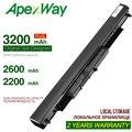 ApexWay HSTNN-LB6V 807957-001 Аккумулятор для hp Pavilion 14-ac0XX 15-ac0XX 240 245 250 HSTNN-LB6U HS03 HS04