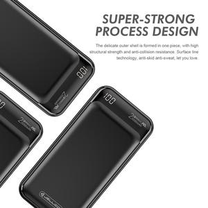 Image 5 - Jellico Power Bank 20000 Mah Usb Type C Pd Snelle Oplader Snel Opladen QC3.0 Powerbank Draagbare Externe Batterij Voor Iphone 11