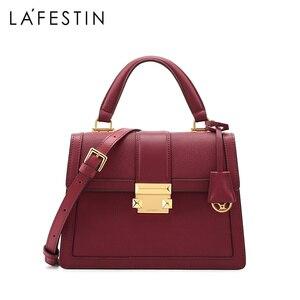 Image 2 - LA FESTIN 2020 new luxury handbags fashion leather handbag qualities shoulder messenger bag ladies tote bolsa feminina