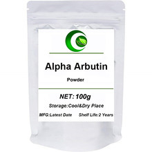 99% Alpha Arbutin Powder,Skin Whitening Supplement 1pc Festival Top Supplement Face Body Glitter Anti-aging
