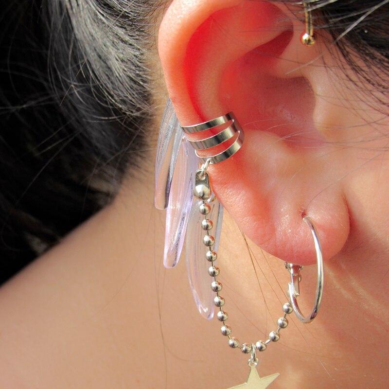 2020 New Freshwater Pearl Cosplay Quinn Earrings Fashion Star Earrings Aliexpress