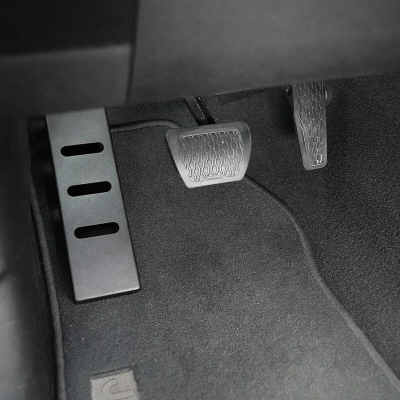 LETAOSK P/édale de Repose Pied Gauche Panneau de Protection pour Jeep Wrangler JL Parts 2018