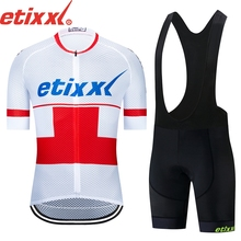 Pro Team Cycling Clothing Men Short Sleeve Jersey Set MTB Racing Uniform Road Bike Clothes Quick Dry Ropa Ciclismo Maillot 2020 cycling jersey women bike jersey road mtb bicycle shirt team ropa ciclismo maillot racing tops female clothes uniform green
