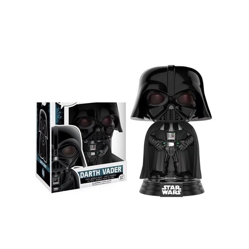 FUNKO STAR WARS DARTH VADER The CHILD Baby Yoda Vinyl Action Figure Collection Model Toys For