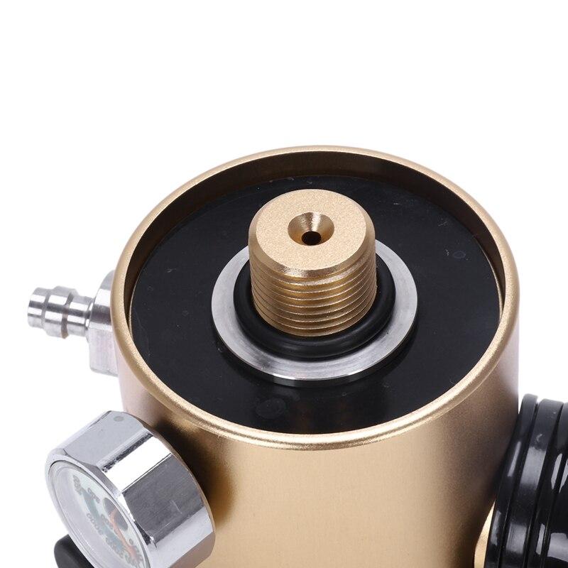 DIDEEP Mini bouteille d'oxygène de plongée réservoirs d'air équipement de plongée pour la plongée en apnée - 6