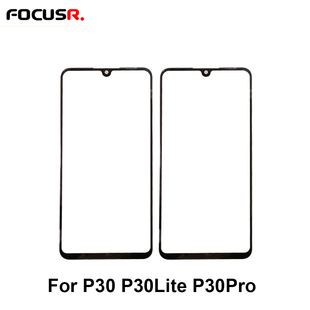 LCD Display Touch Screen Digitizer Front Outer Glass Panel With Flex Cable For Huawei P30 P30 Pro P30 Lite  Touch Screen Sensor