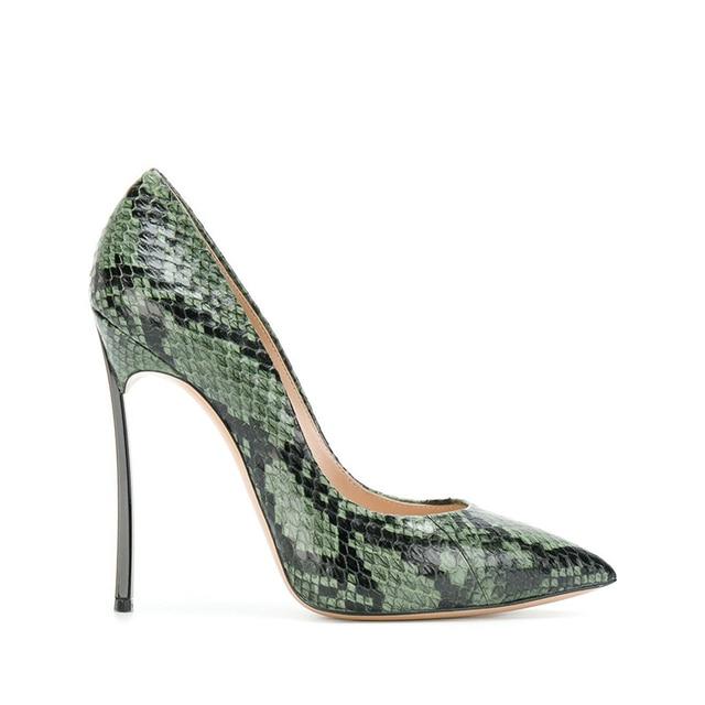 Serpentine Nightclub Heels Footwear Women color: 12cm with Note Color|8cm with Note Color|Apricot|Blue|Green|Red
