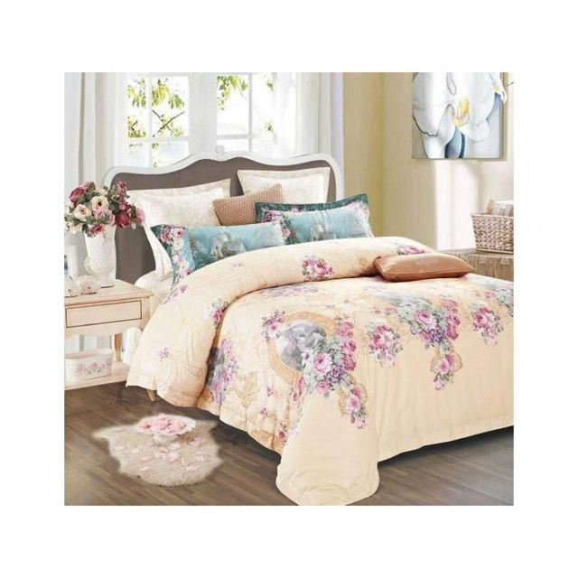 Комплект постельного белья двуспальный-евро tango, 4-734