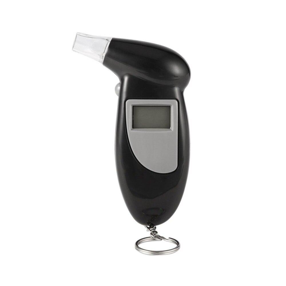 Новейший цифровой тестер на спирт с подсветкой Цифровой тестер на спирт анализатор с ЖК-дисплеем светильник с подсветкой