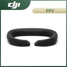 Dji fpv goggle esponja espuma estofamento para dji fpv óculos confortáveis de usar fácil de desmontar impede vazamento de luz em estoque