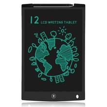 12 Inch LCD Writing Tablet Electronic Handwriting Blackboard