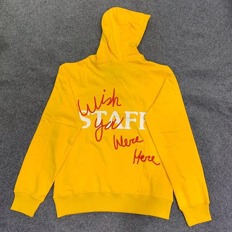 Travis Scott Astroworld Chicago Exclusive Hoodies Women Men Streetwear Sweatshirt High Quality TRAVIS SCOTT ASTROWORLD Hoodie