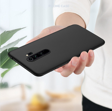 Redmi Note 8 Case Ultra Thin Matte Soft TPU Drop-proof Case Cover For Xiaomi Redmi Note 8 Pro Global Version Funda Couqe asling drop proof protective cover case for xiaomi redmi 5