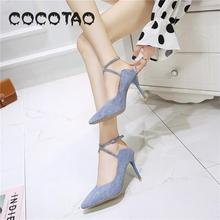 Baotou 2019 New Summer Han Edition Fashion Documentary Shoes Joker Thin Girl With Web Celebrity Ways38