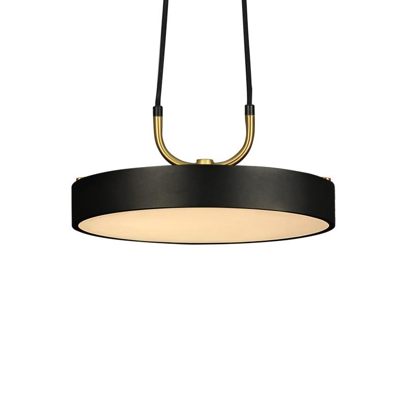 Aisilan minimalista conduziu a luz pingente estilo nórdico cilíndrico moderno para sala de jantar cafe bar personalidade pingente lâmpada - 6