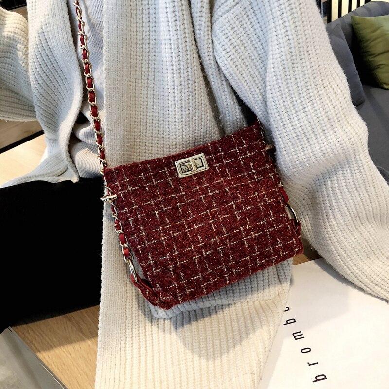 Nova Bolsa De Luxo Mulheres Sacos De