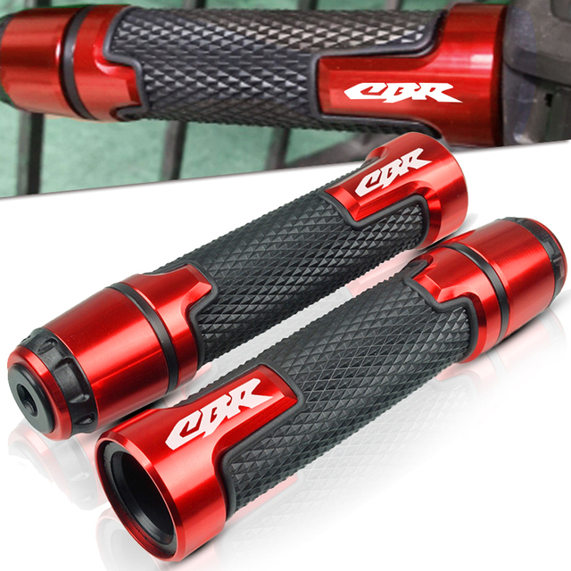 دراجة نارية المقود مقابض القبضات ينتهي لهوندا CBR 600 F4i CBR1000RR CBR 250 150 600 929 954 RR CBR 650F 600RR 1100XX 125R