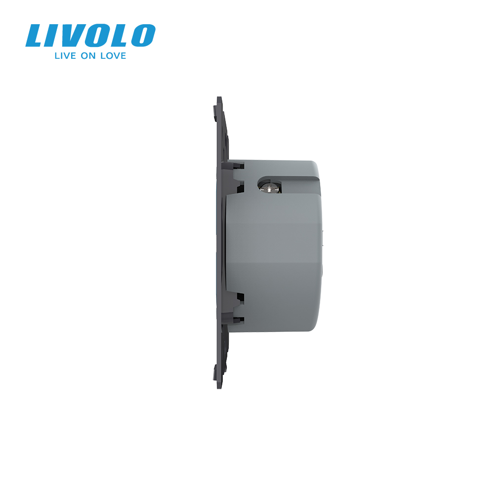 cheapest Livolo EU Standard WallTouch Curtain Remote Switch Blind control  AC 220 250V   LED Indicator