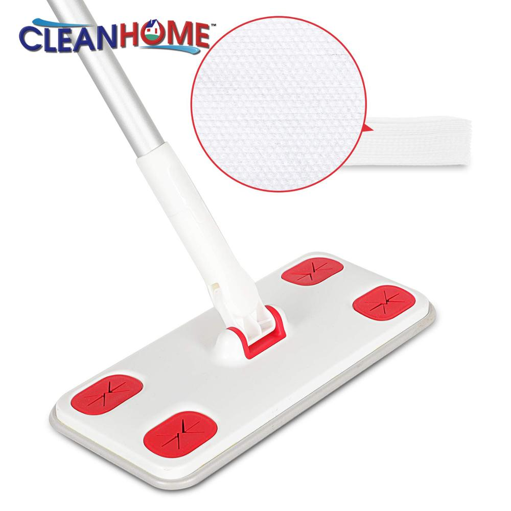 Dust-Mop Refill Floor-Cleaner Hardwood Professional HOME Pads with 30-Dry for Disposable